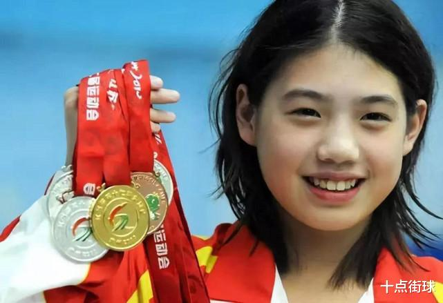 介绍下,这位是中国游泳队22岁的新一姐,目标冲击东京奥运双冠