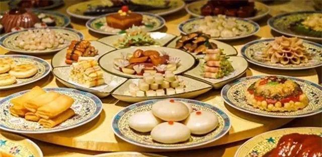 古代天子吃的怎样样,如今的一般人吃的有无古代天子好