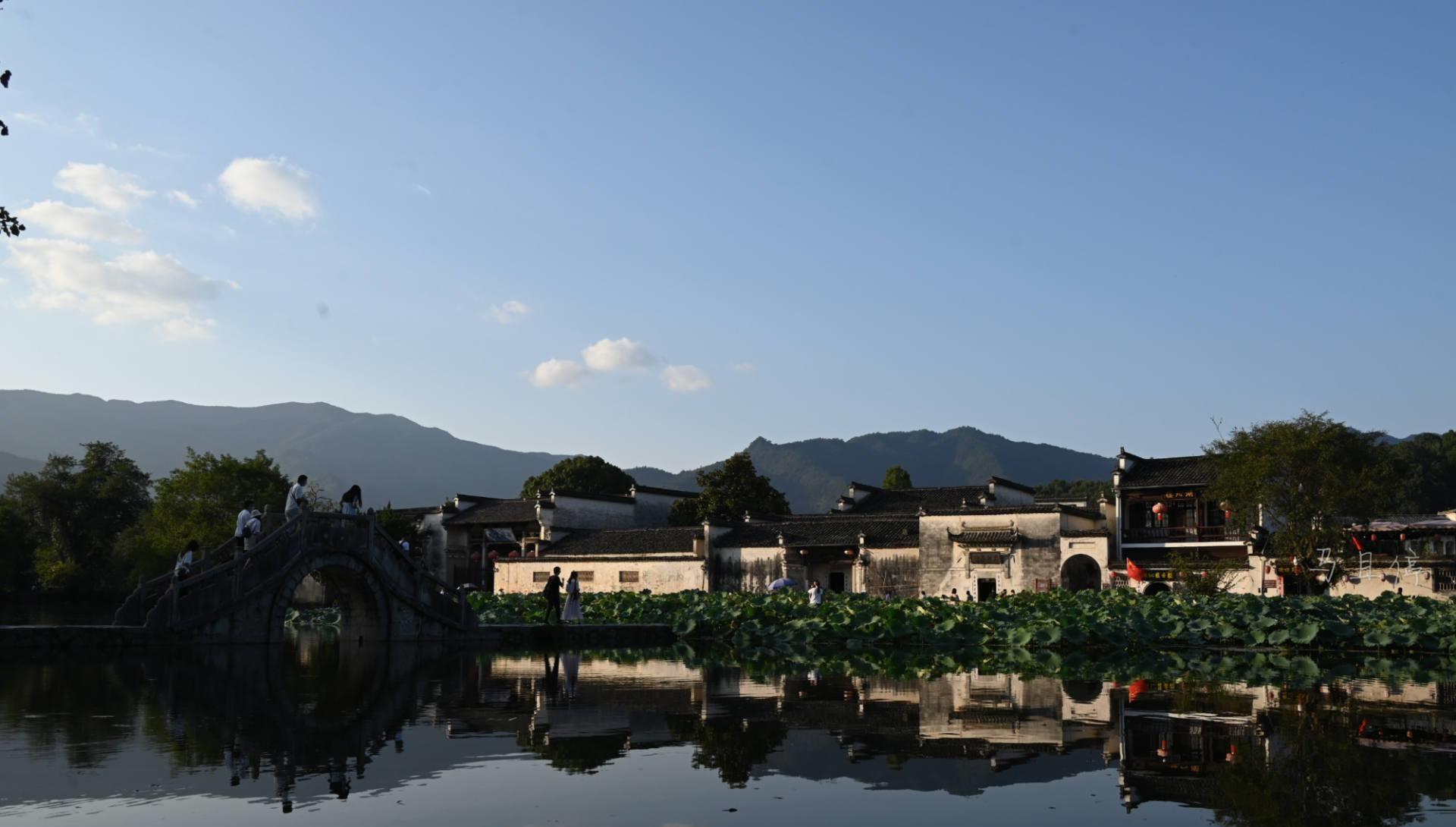 安徽这个古村不简朴:藏着400多栋明清古修建,现成网红