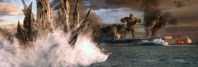 《哥斯拉大战金刚》三天破4亿,但这几部国产大片杀来了