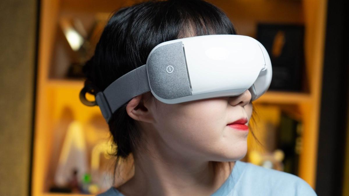 智能音箱+眼部按摩带来全套舒适体验,倍轻松 iseeX 护眼仪评测