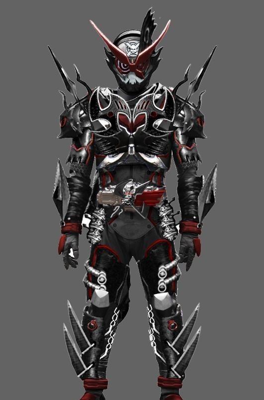《【煜星在线登陆注册】假面骑士:7种新融合形态,最光变身光暗剑士,邪王亚瑟完美融合》