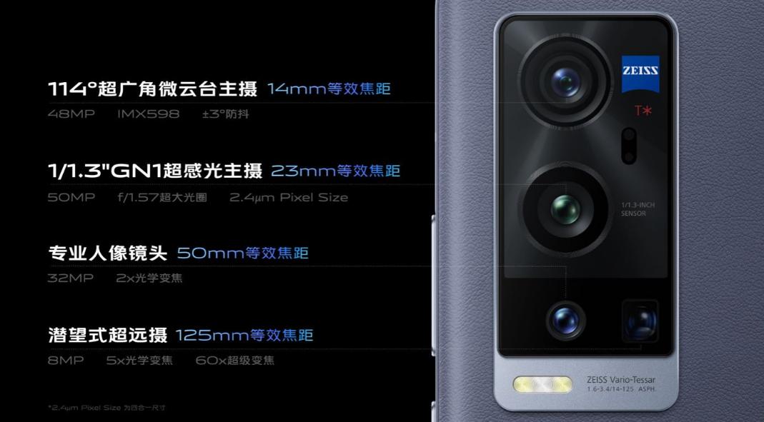 vivoX60Pro+正式发布,专业影像让创作更随心所欲 好物资讯 第2张