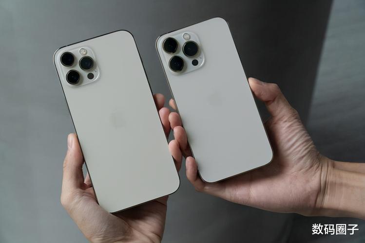 4个本因报告你,为何iPhone13 Pro Max才是最值得采办的机型