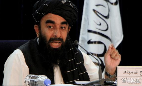 """塔利班宣佈:組建政府的第一件事,就是不與""""這個國傢""""建交"""