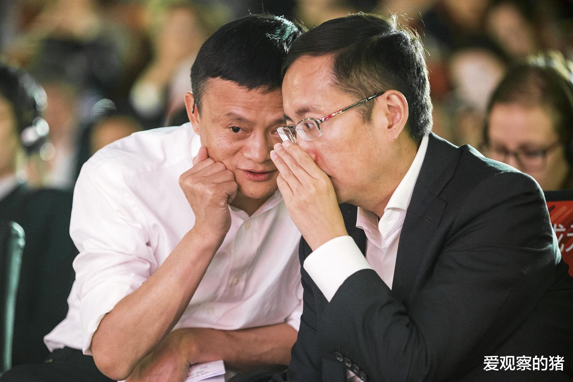 马云、刘强东,为何退休这么早?实在很无法