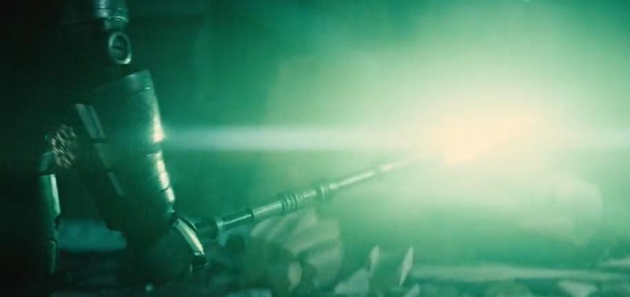DC:他把超人打成重伤,蝙蝠侠你学学人家,别拿氪石做长矛了