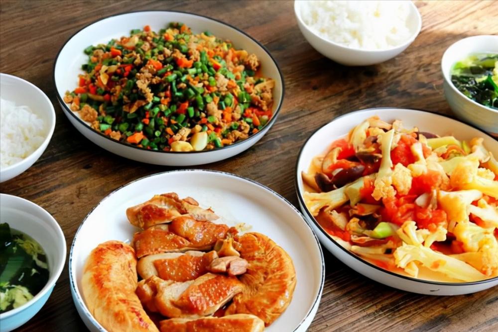 长胖最快的5道家常菜,热量比红烧肉还高,但许多人还在