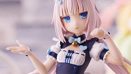 GSC《猫娘乐园》香草手办 售价3900日元