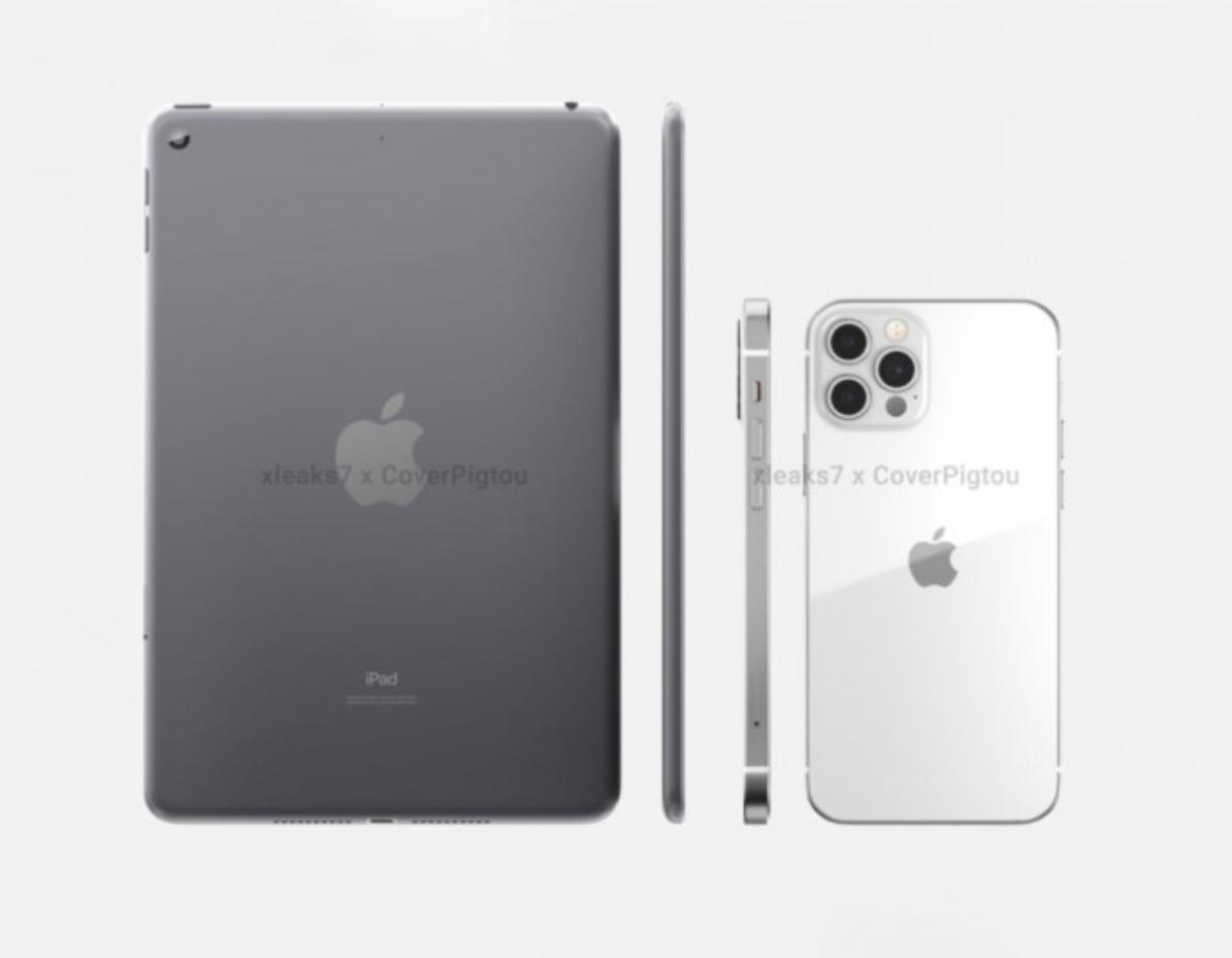 外媒曝光新iPadmini6照片,搭载屏下指纹和挖孔屏 数码科技 第4张