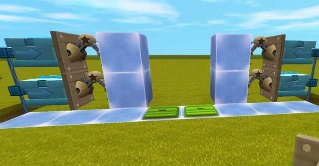 迷你世界:学会这招让怪物远离你的房屋 - 游戏资讯(早游戏)