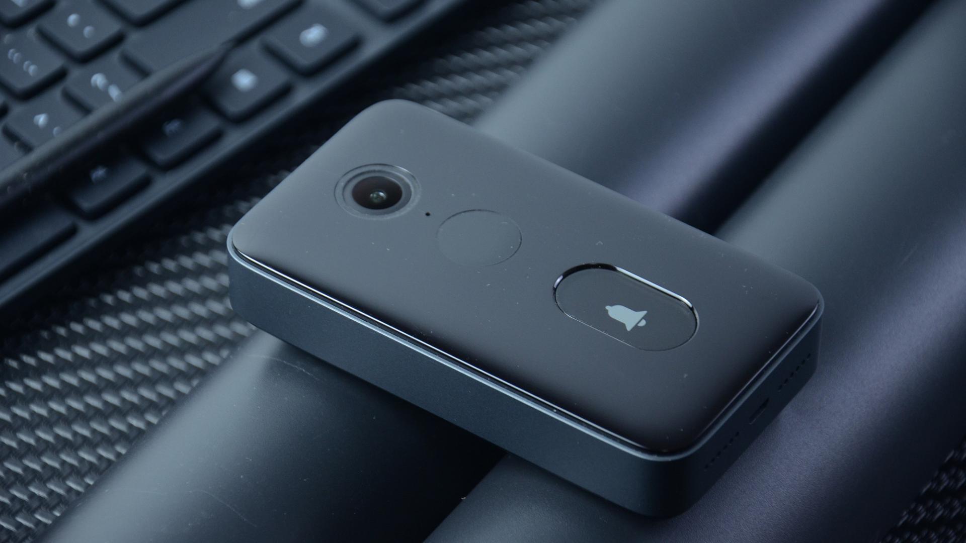 """国产新款""""2K超清""""智能门铃评测:自带室内机,内置锂电池设计"""