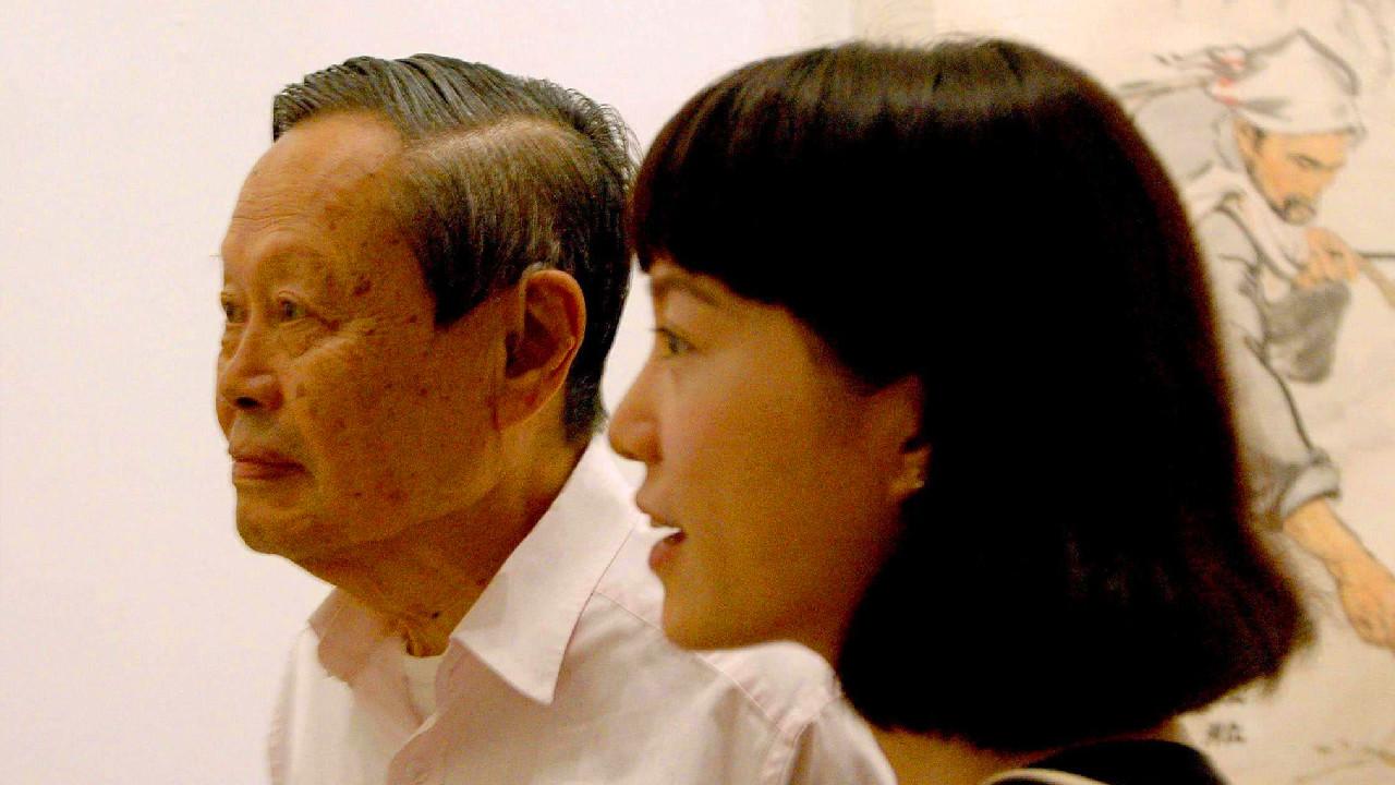 翁帆与杨振宁的爱情:为了杨先生的身体,我16年来都是早睡早起