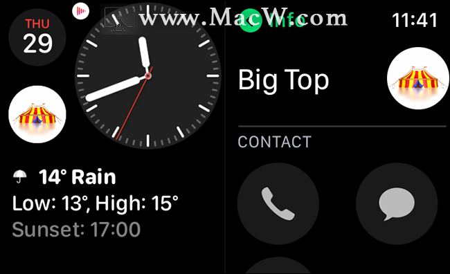AppleWatch不仅可以告诉时间,跟踪活动或向您显示手 数码科技 第7张