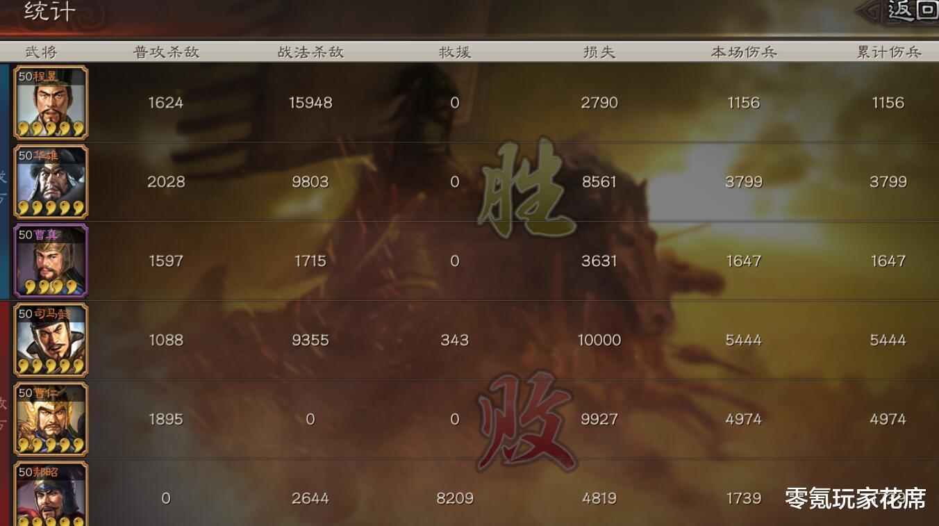 三国志战略版:节日里的司马懿这么菜啊,一次火就能击败他 - 游戏资讯(早游戏)