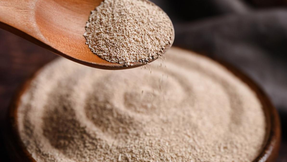 1斤面粉放多少克酵母粉?看袋上的推荐量就错了,难怪发面不成功