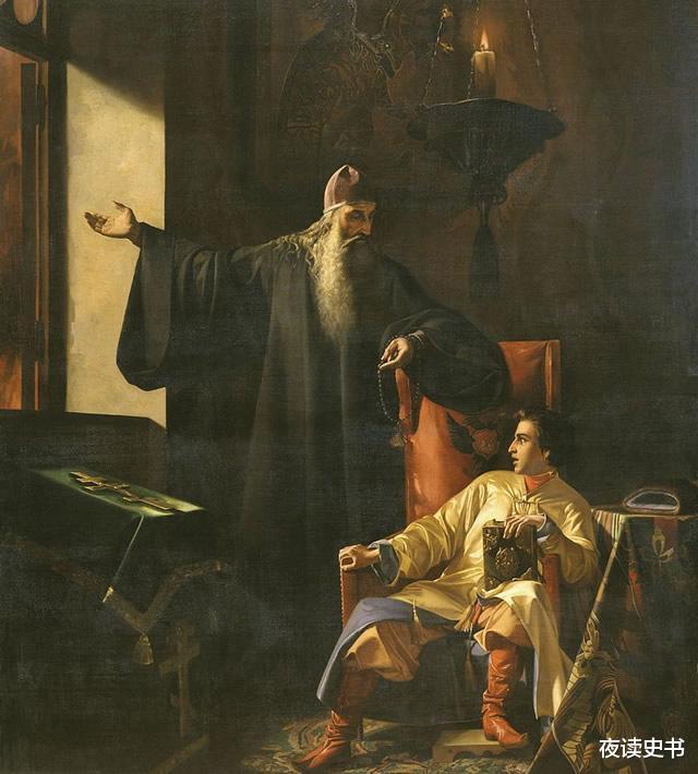 """俄罗斯第一名沙皇伊凡是四世为何会被称为""""恐惧的伊凡是""""?"""