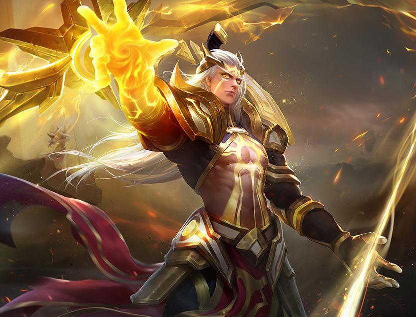 《【煜星娱乐注册平台官网】王者荣耀:适合新手玩的英雄,一个操控十分自由,一个简单又粗暴》