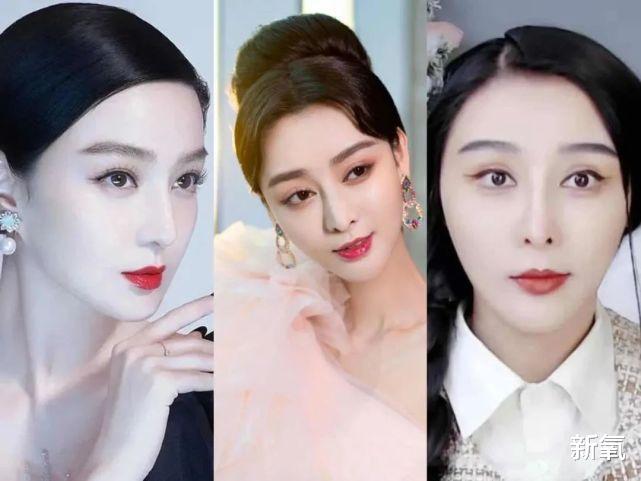 通用的一体式妆发审美,都可以做大美人啦