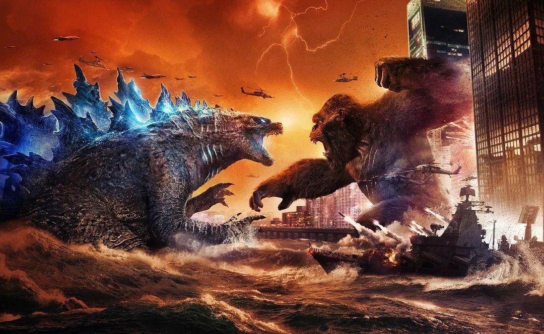 《哥斯拉大战金刚》上映2天票房破3亿国人欣赏水平真心难懂