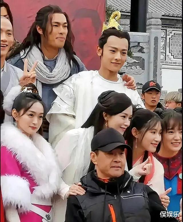 """新《天龙八部》选角亮了,乔峰阴柔段誉颜值垫底,""""老婆团""""成全剧最大亮点!"""