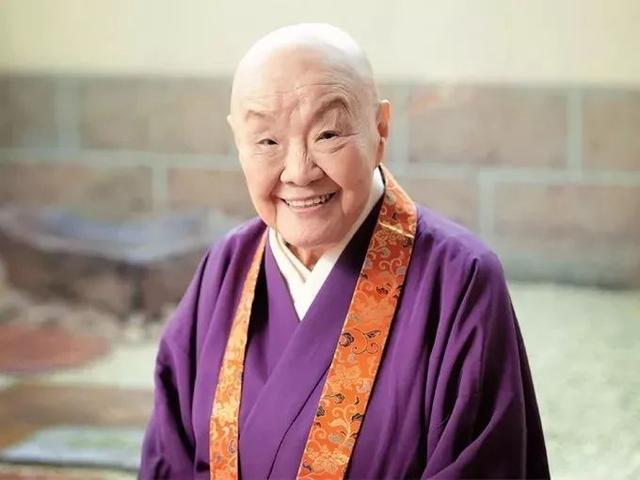 98岁日本尼姑,饮酒吃肉沉浸男色,为何称愧对中国人?
