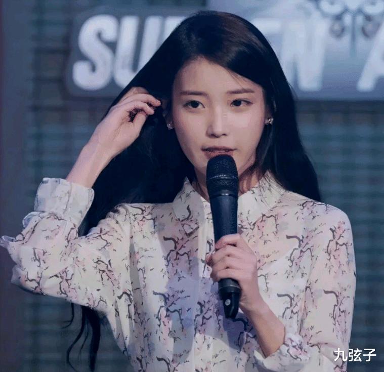 """韩国""""国民妹妹""""IU李知恩,无可替代的音乐女王!"""