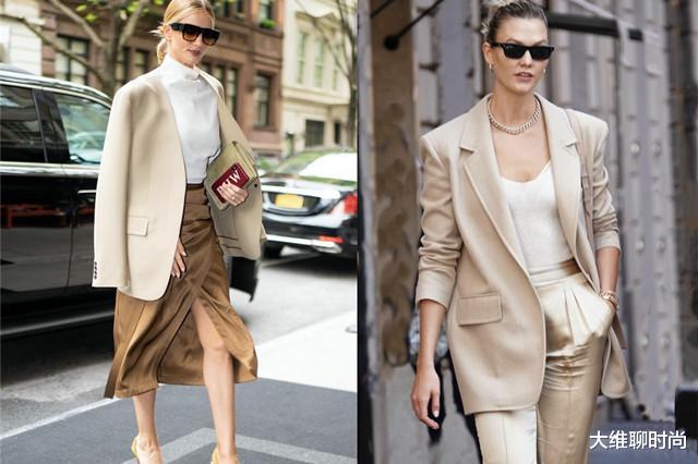 原来米色更适合30岁以上的女性,要想穿着名媛感,请记着这三要点_搜狐娱乐新闻