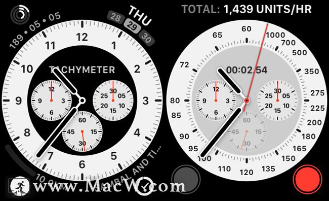 AppleWatch不仅可以告诉时间,跟踪活动或向您显示手 数码科技 第5张