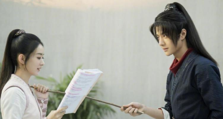 张若昀又一大剧要来了,好家伙,又是神仙阵容,女主是女神级别