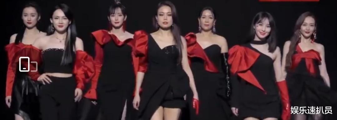 张柏芝五公造型惊艳,感动观众泪洒决赛舞台,人气飙升获得成团位