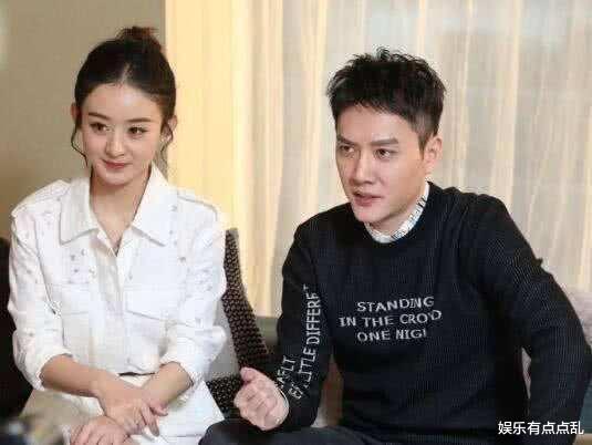 何炅曾反对赵丽颖和冯绍峰交往,网友:神预言