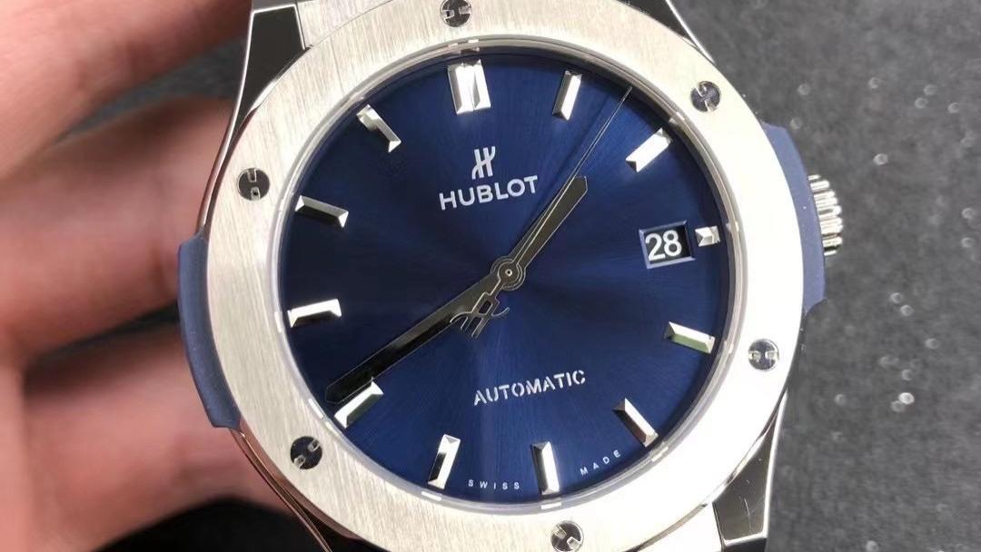 WWF厂宇舶经典融合511复刻手表简单评测细节品质如何?