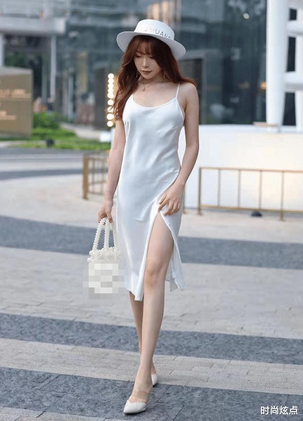 吊带裙舒适美丽