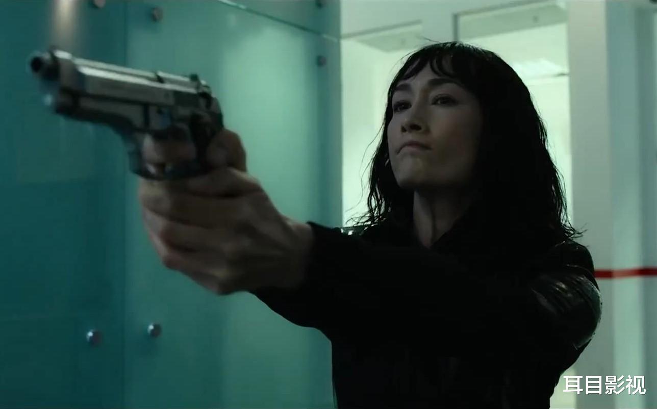明星娱乐新闻_MaggieQ主演的《门徒》定档8月20号,谁人最美最飒的女杀手回来了