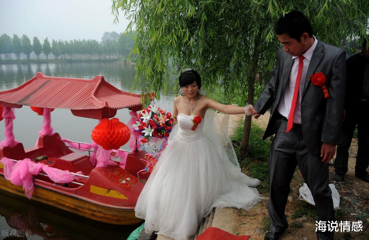 结婚当天,新娘要8万下车费,不给就不下车,新郎:别后悔