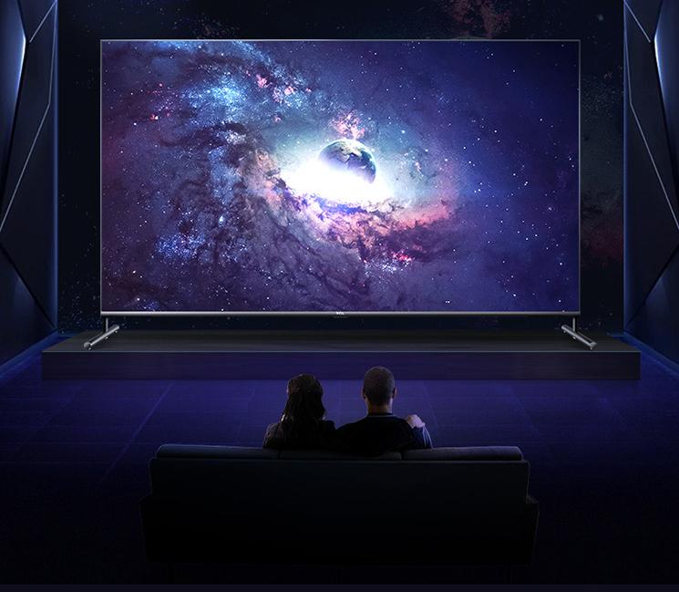 再看85英寸电视,电视柜至少需要1.9米长,高度则有1 数码科技 第4张