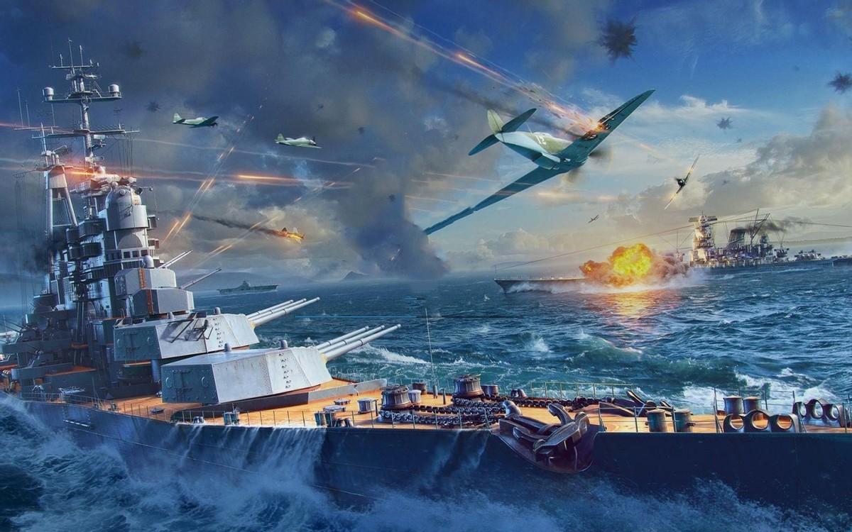 《【煜星娱乐网页登陆】钞能力?花300亿收购MOBA游戏,战舰世界也曾经历重生》