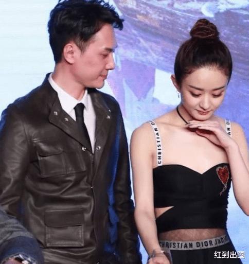 赵丽颖冯绍峰宣布离婚!财产尚未完全分割,两人名下高达16家企业