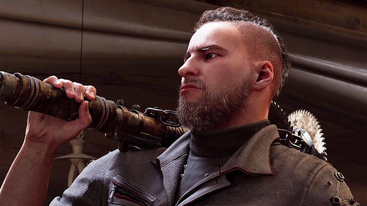 本子心处于打磨阶段, 开辟职员确认 PS4 上的, 2 个终局和不变的机能