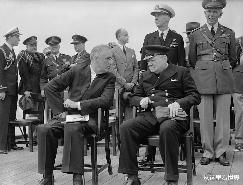 美国二战同时抗击日本和德国,为何仍是二战最大受益国?