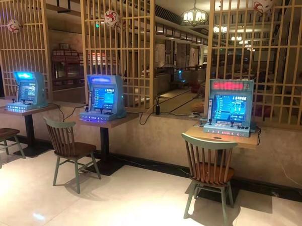 《【煜星娱乐注册官网】街机时代的三大经典游戏,每一款都能玩一整天》