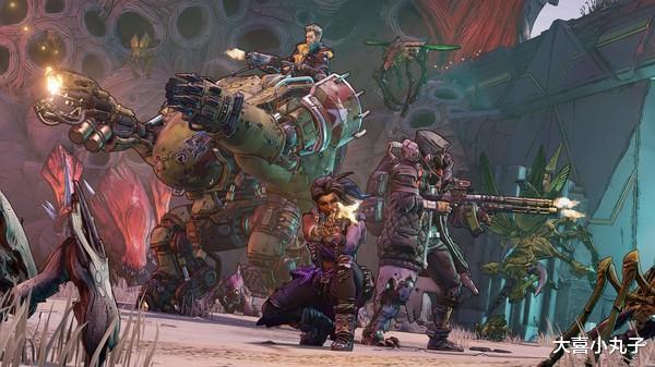 《【煜星注册链接】射击夺宝游戏的鼻祖——《无主之地3》》
