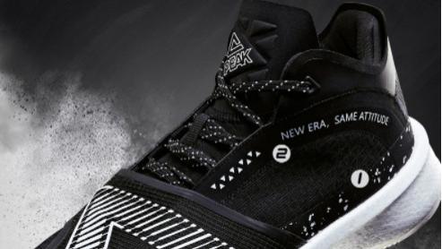 """匹克态极大三角篮球鞋""""黑魂""""配色即将发售!这才是国产篮球鞋应该有的态度"""