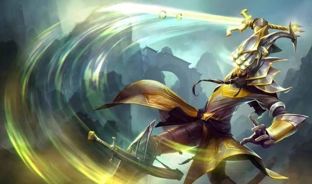 《【煜星娱乐登录注册平台】LOL手游装备攻略,剑圣拥有本命装备,EZ不愧为拳头亲儿子再崛起》