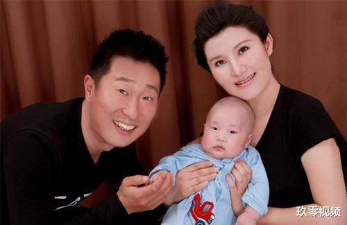 """""""小眼男""""林永健,儿子和自己如复制粘贴,妻子是我们熟悉的她"""