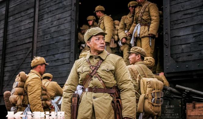 国庆最强黑马,战争片天花板《长津湖》致敬英雄,感动无数观众!