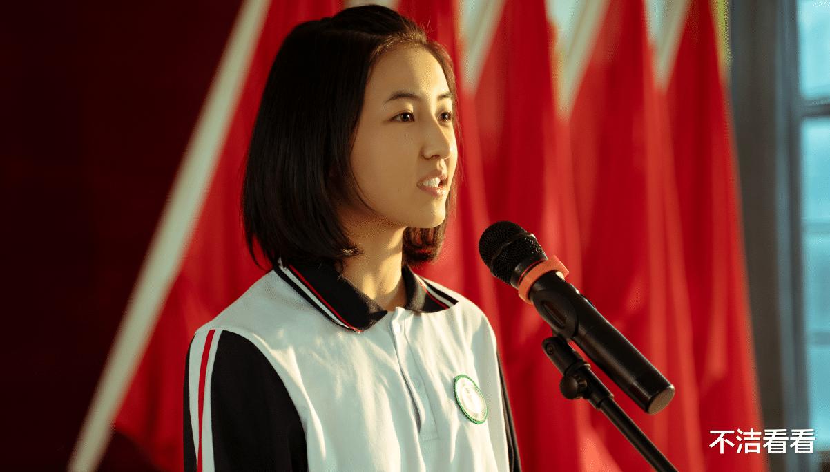 """""""国民妹妹""""张子枫迎来爆发年,四部电影待上映,角色反差大"""