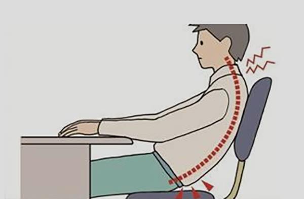 得了颈椎病怎样办?一样平常减缓颈椎病用这5个办法能有用减缓!