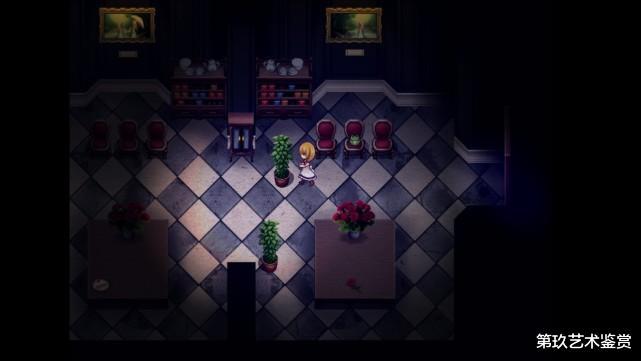 《【煜星注册地址】日本恐怖游戏四大名著之一《魔女之家》:黑童话,一个没有GE的RPG游戏》